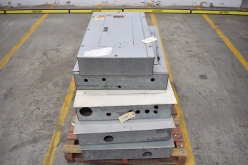 1 PALLET OF ASSORTED WESTINGHOUSE BREAKER PANEL BOARDS (BRAMPTON)