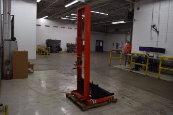 ABB SWITCHGEAR PLATFORM LIFTER LOADER (BRAMPTON)