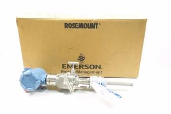 ROSEMOUNT 3051SFADG040 ANNUBAR GAS FLOWMETER
