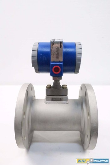 FOXBORO 83F VORTEX FLOW METER 4IN