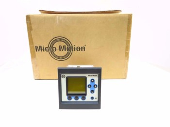 MICRO MOTION 3300P1 FLOW TRANSMITTER