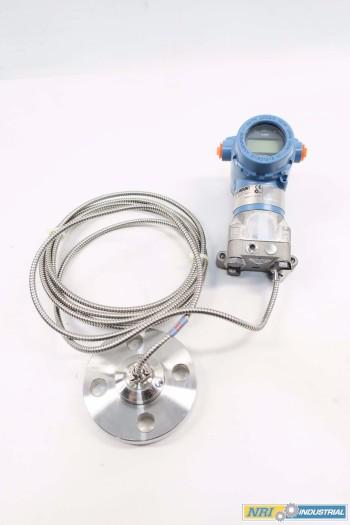 ROSEMOUNT 3051CG4 0-300PSI PRESSURE TRANSMITTER