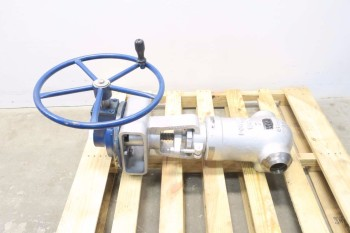 POWELL 3 IN CL1500 STEEL WEDGE GATE VALVE