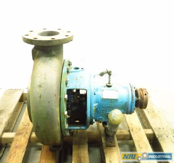 GOULDS 3196MT 4X6 STAINLESS CENTRIFUGAL PUMP