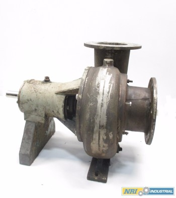 BIRD GRUBBENS 50 STAINLESS CENTRIFUGAL PUMP