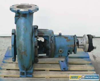 WORTHINGTON 6-FRBHX-111 STAINLESS CENTRIFUGAL PUMP