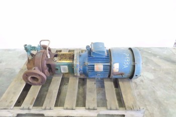 UNITED PUMPS P-433 STEEL CENTRIFUGAL PUMP