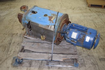 GOULDS 3910 176 GPM 1.5X3 IN VERTICAL CENTRIFUGAL PUMP (BRAMPTON)
