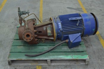 UNION 2X3X13 MLK 143 GPM 50HP CENTRIFUGAL PUMP (BRAMPTON)