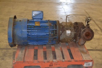 UNITED PUMPS P3X11VP 3 IN 360 GPM CENTRIFUGAL PUMP