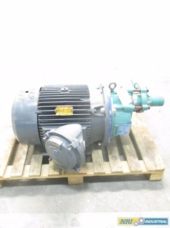 SUNFLO P-2000 2X1-1/2IN 40 HP HIGH PRESSURE PUMP
