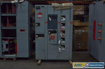 WESTINGHOUSE FIVE STAR MOTOR CONTROL CENTER 480V-AC MCC (BRAMPTON)