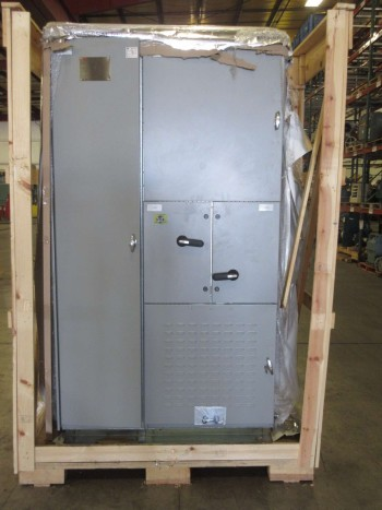 NEW ABB MNS-MCC  1200A AMP 600V-AC MCC SWITCHGEAR INCOMING MAIN