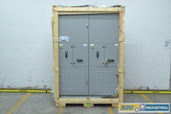 NEW ABB MNS-MCC 2X VERTICAL SECTIONS MCC FEEDER BUCKET SWITCHGEAR