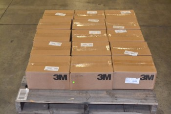 1 PALLET OF 3M DL-REW-5-0241A SAFETY EQUIPMENT