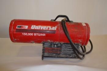 UNIVERSAL 150-FAST ALL-PRO SPC-150T PROPANE HEATER