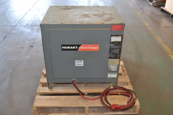 HOBART 510C3-12 ACCU-CHARGER FORKLIFT BATTERY CHARGER