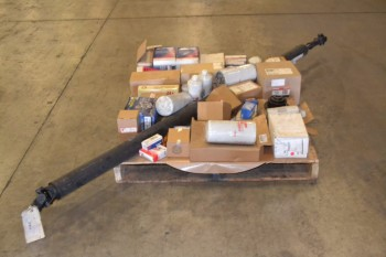 1 PALLET OF ASSORTED AUTOMOTIVE PARTS