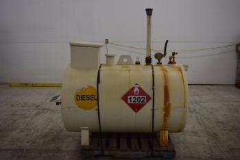 GIL-FAB ASI 1143L FLAMMABLE LIQUID GENERATOR TANK (BRAMPTON)