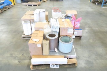 3 PALLETS OF ASSORTED PNEUMATIC FILTERS