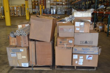 2 PALLETS OF ASSORTED PNEUMATIC FILTERS