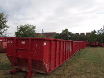 7 Dumpsters 30 Yard