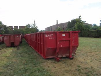 6 Dumpsters 30 Yard