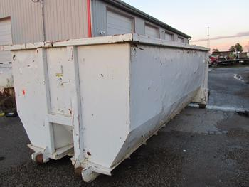 6 Dumpsters, 1-6 Yards, 2-10 Yards, 2-20 Yards, 1-30 Yards