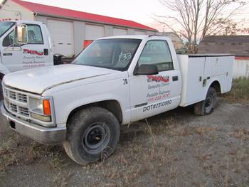 1997 Chevorlet 3500 PickUp
