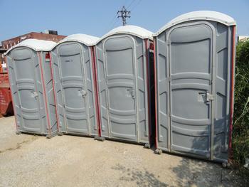 35 Porta Johns