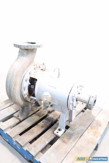 GOULDS 3196XLT STAINLESS CENTRIFUGAL PUMP