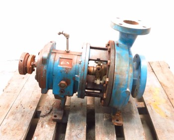 GOULDS 3196MTX STAINLESS CENTRIFUGAL PUMP