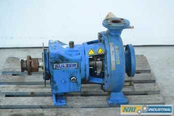 SULZER CPT22-225 IRON CENTRIFUGAL PUMP