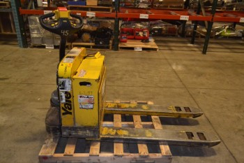YALE MPB040-EN24T2748 ELECTRIC LIFT TRUCK