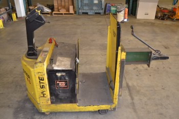 HYSTER T5XT ELECTRIC LIFT TRUCK