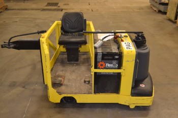 HYSTER T5ZAC ELECTRIC LIFT TRUCK MODIFIED