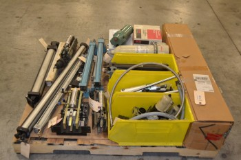 1 PALLET OF ASSORTED PNEUMATIC
