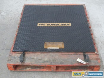 SPX IJ7320 POWER TEAM LIFT INFLATABLE JACK