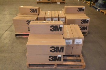 3 PALLETS OF COLD SHRINK INLINE SPLICE KIT