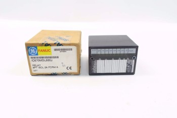 GE FANUC IC670MDL930J SERIES SIX RELAY OUTPUT MODULE