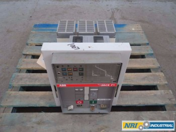 ABB SACE F1 F1S AIR LOW VOLTAGE BREAKER SWITCHGEAR