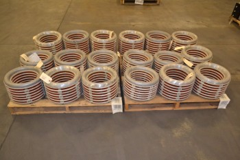 2 PALLETS OF GENERAL ELECTRIC 0195X0556G2 RESISTORS