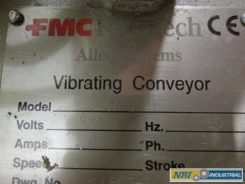 FMC TECH VF-10 ALLEN SYSTEMS CONTROLLER