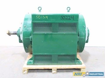 EM ELECTRIC MACHINERY 1500HP AC INDUCTION ELECTRIC MOTOR