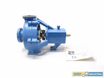 DORR OLIVER 1-1/2 IN 1 IN IRON CENTRIFUGAL PUMP