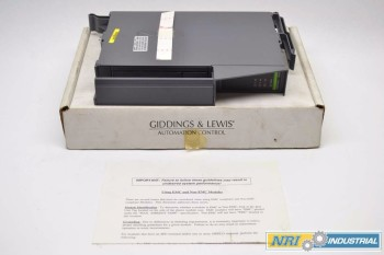 GIDDINGS LEWIS PROGRAMMABLE COMPUTER ENCODER