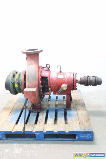 GOULDS 3196XLT 6X8-15IN STAINLESS CENTRIFUGAL PUMP