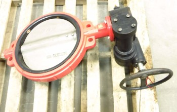 TOWNLEY MANUAL IRON STAINLESS WAFER BUTTERFLY VALVE