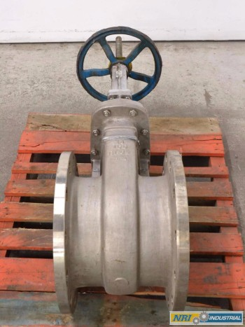 FC FLOW CONTROL 14 IN 150 STAINLESS GATE VALVE