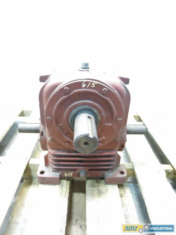 TEXTRON 10:1 10.5 HP WORM GEAR REDUCER